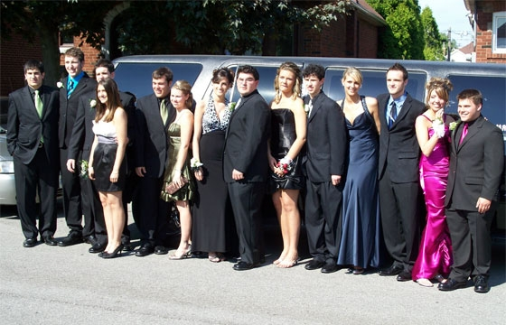 Toronto Waterfront Prom Pictures