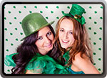 Paris Saint Patricks Day Party Bus