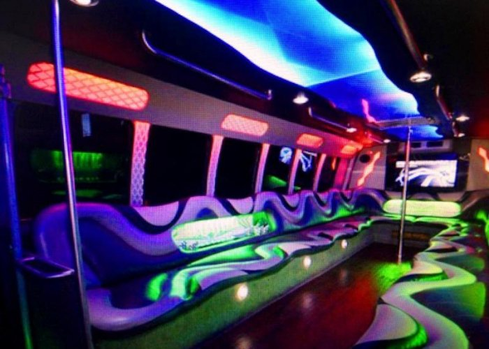 3 Custom Party Bus NPSYTM